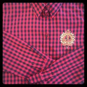 Lauren by Ralph Lauren Button Down Shirt Size L
